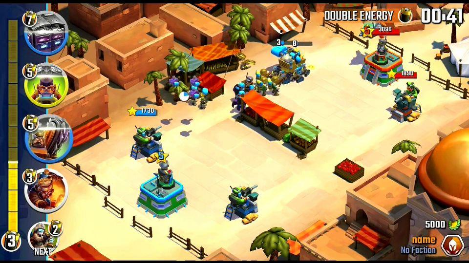 Blitz Brigade: Rival Tactics gameplay trailer #1
