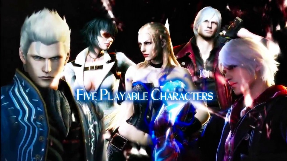 Devil May Cry 4: Special Edition gameplay trailer