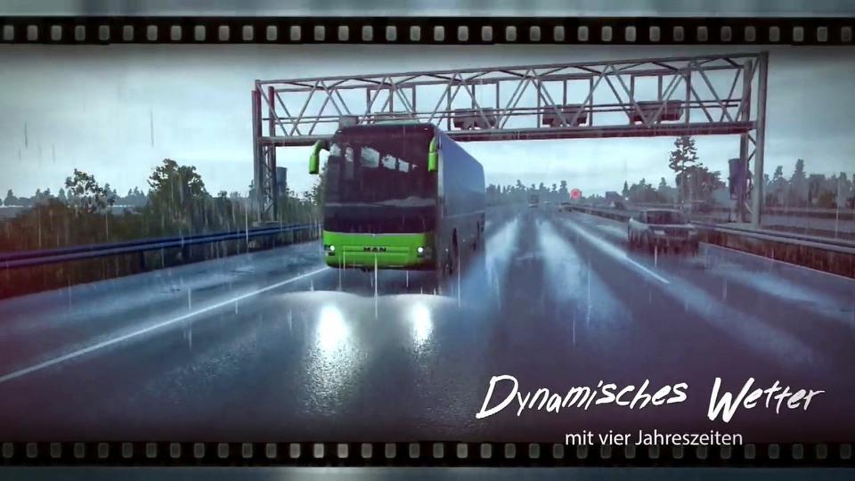 Fernbus Simulator trailer #1