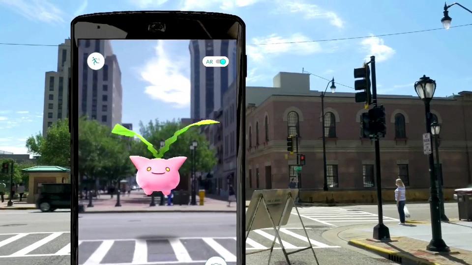 Pokemon GO The World of Pokemon GO has expanded