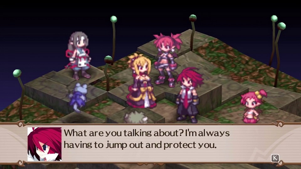 Disgaea 2 PC trailer #1