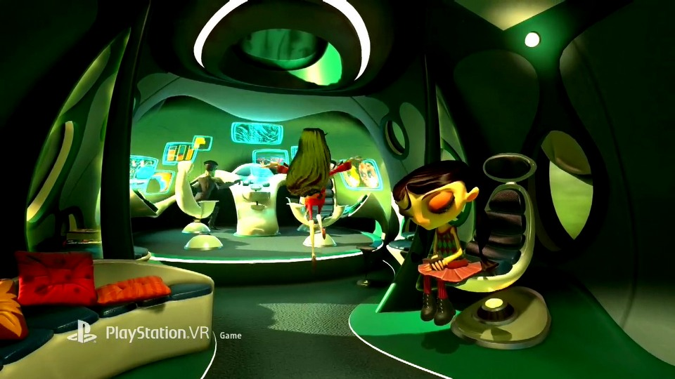 Psychonauts in the Rhombus of Ruin launch trailer