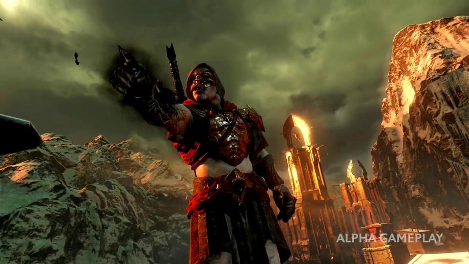 Middle-earth: Shadow of War gameplay walkthrough