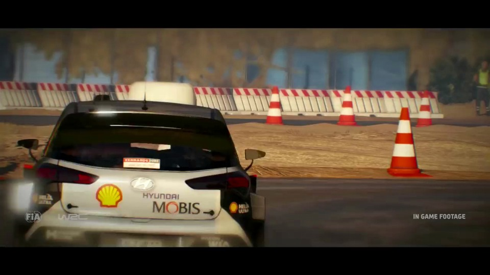WRC 6 Face the danger