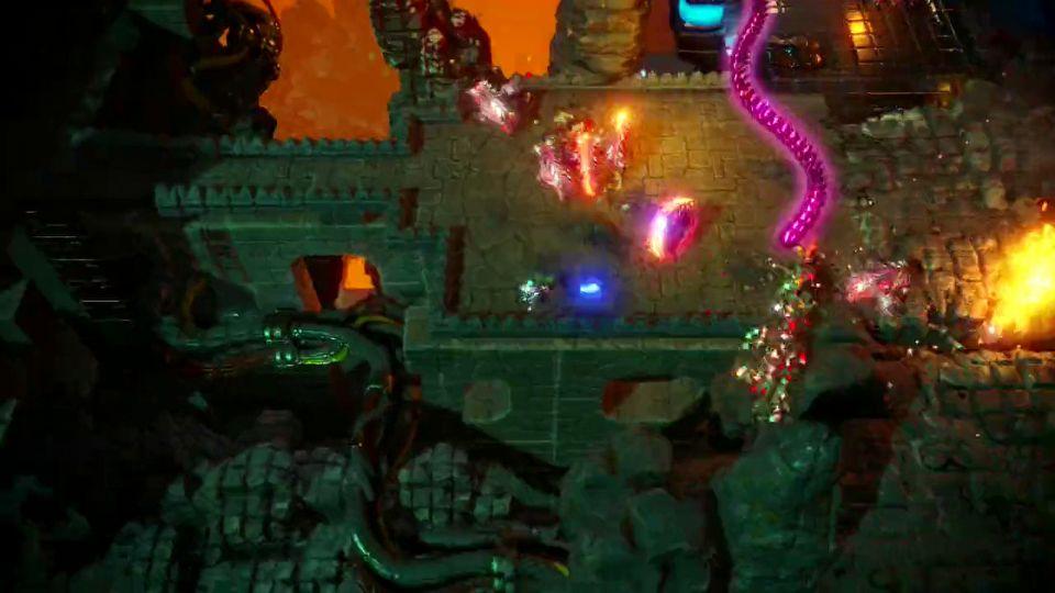Nex Machina: Death Machine PC version trailer