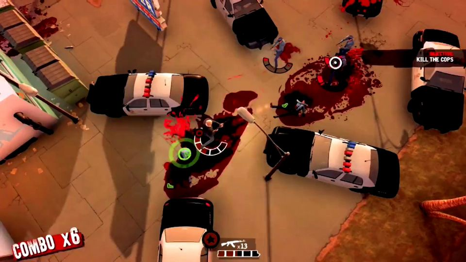 Reservoir Dogs: Bloody Days trailer #1