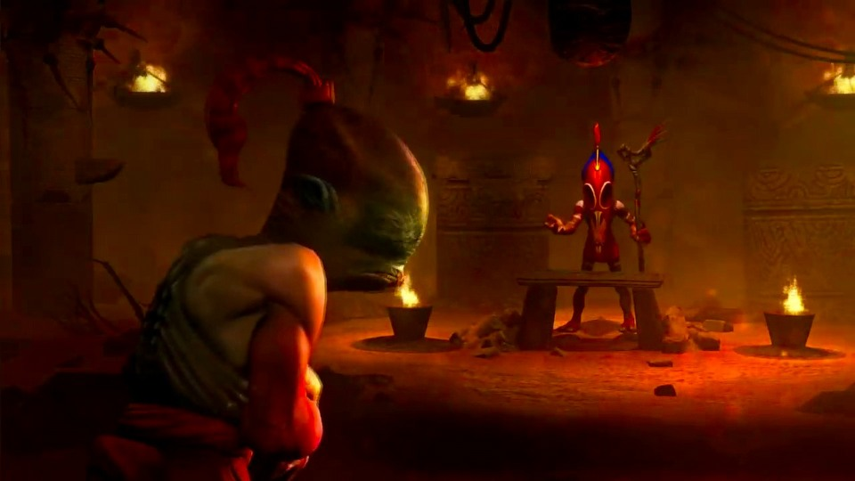 Oddworld: Abe's Oddysee New N' Tasty Steam version launch trailer