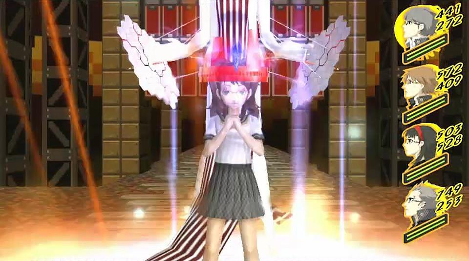 Shin Megami Tensei: Persona 4 – The Golden trailer