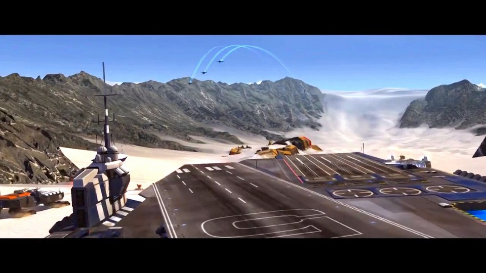 Homeworld: Deserts of Kharak launch trailer