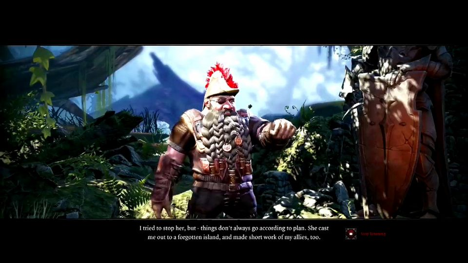 Divinity: Original Sin II Feature trailer