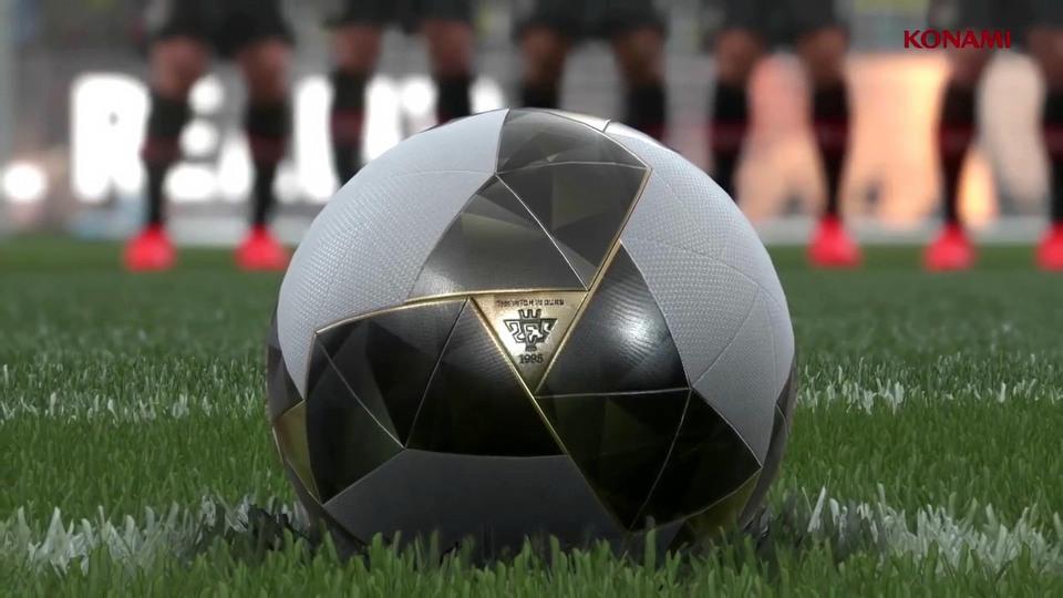 Pro Evolution Soccer 2017 gamescom 2016 - trailer