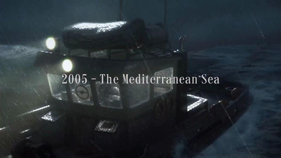 Resident Evil: Revelations Gamer's Day 2011 Cinematic