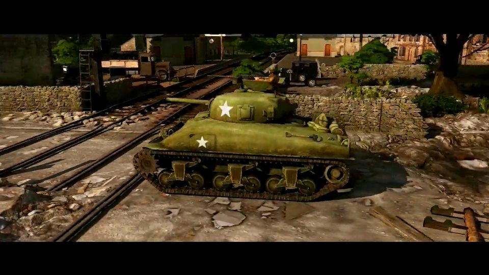 Steel Division: Normandy 44 gameplay trailer #1