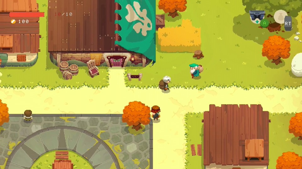 Moonlighter pre-alpha teaser