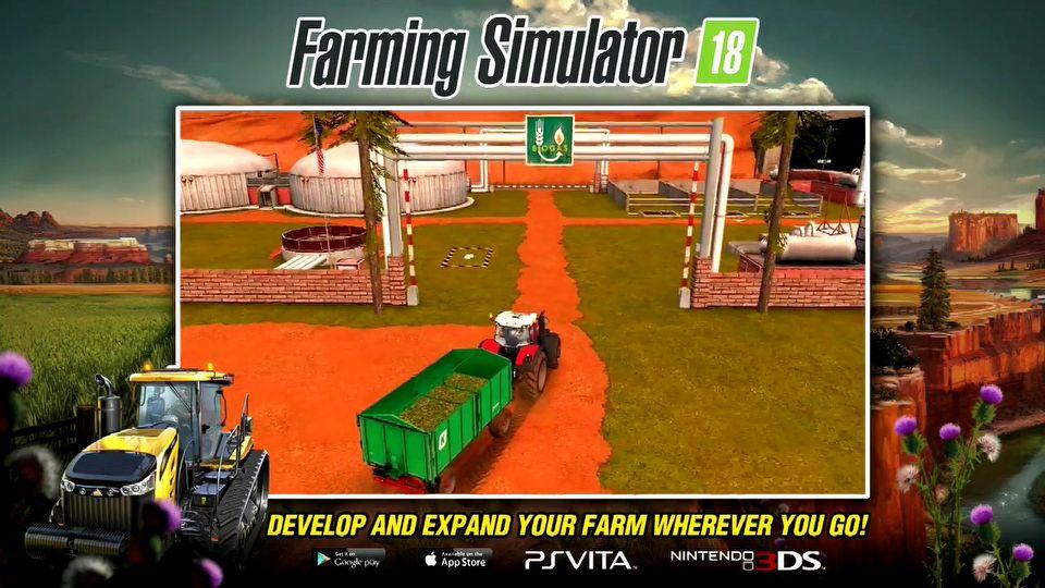 Farming Simulator 18 trailer #1