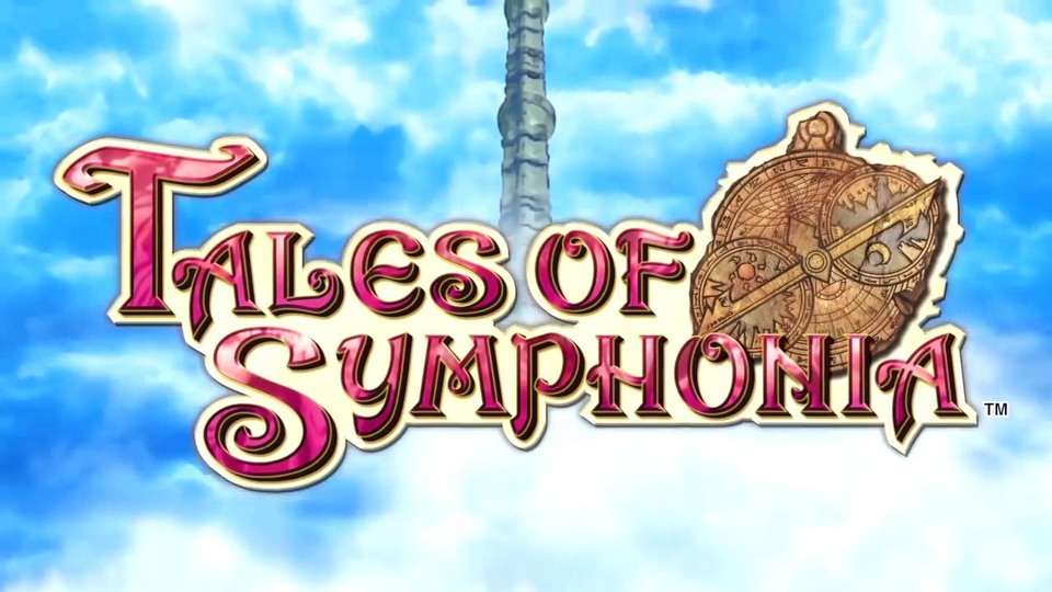 Tales of Symphonia PC version launch trailer