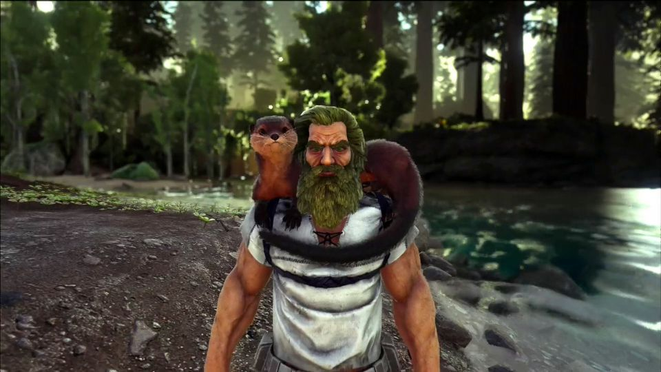 ARK: Survival Evolved launch trailer