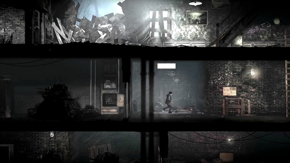 This War of Mine: The Little Ones PC version trailer
