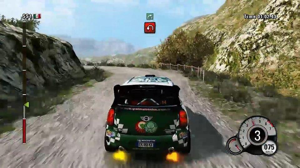 WRC 3 Guanajuato Mexico rally