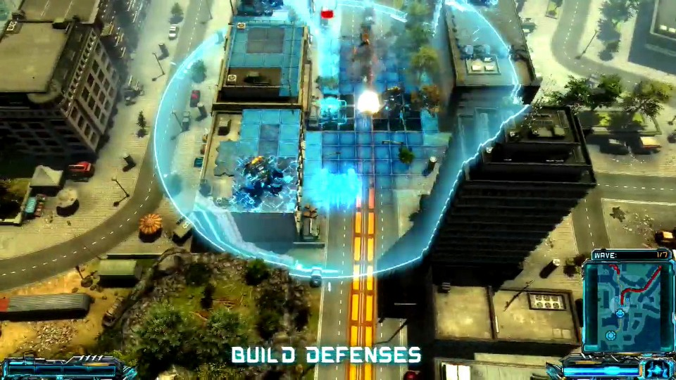 X-Morph: Defense trailer #1