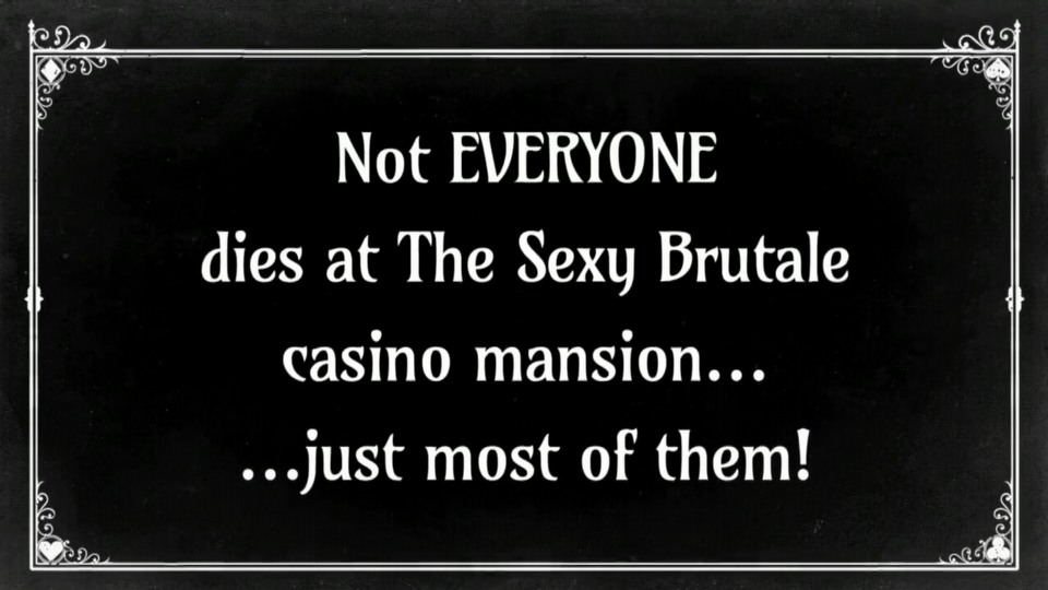 The Sexy Brutale gameplay trailer #2