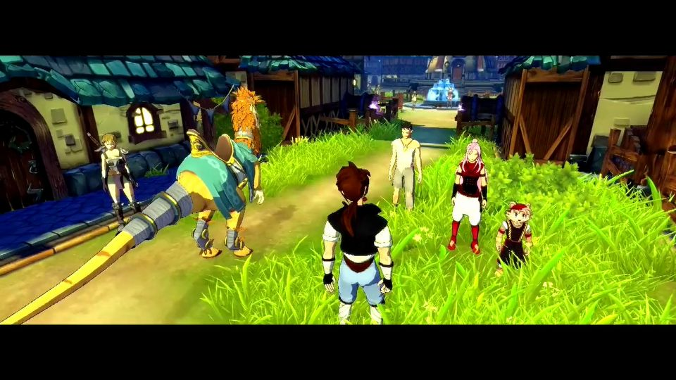 Shiness: The Lightning Kingdom gameplay trailer #3