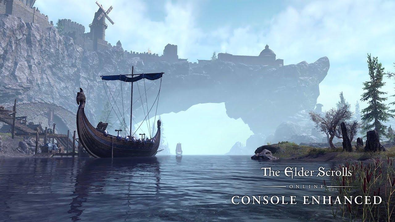 The Elder Scrolls Online: Tamriel Unlimited zwiastun premierowy na konsole next-gen PS5, XSX