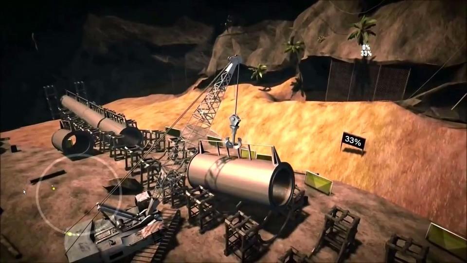 Construction Machines 2014 trailer #2