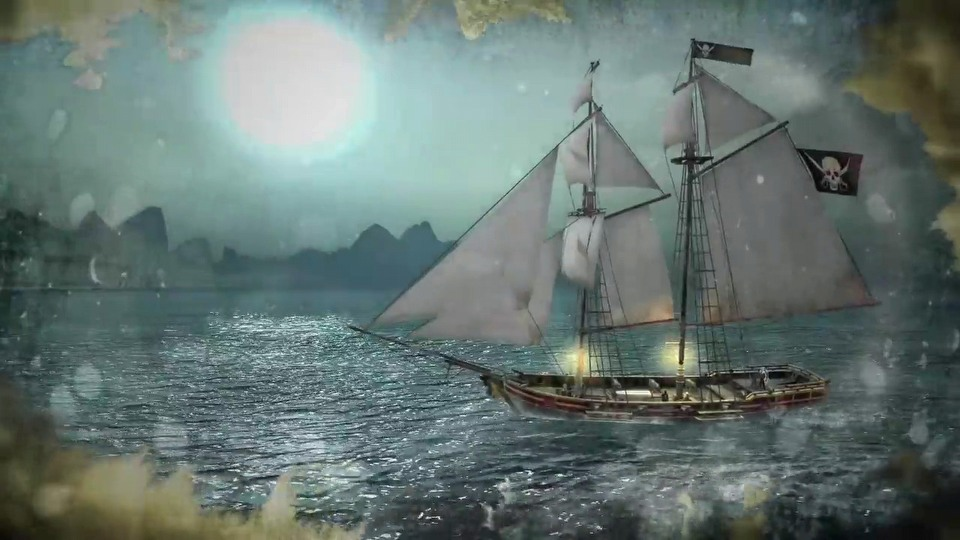 Assassin's Creed Pirates trailer