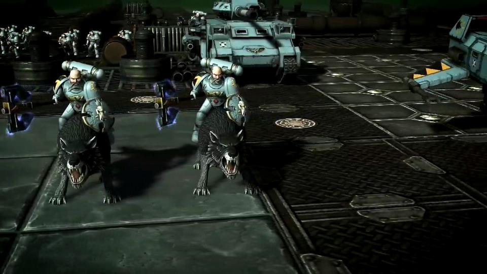 Warhammer 40,000: Sanctus Reach gameplay trailer #1