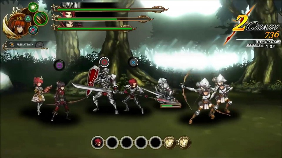 Fallen Legion: Flames of Rebellion trailer