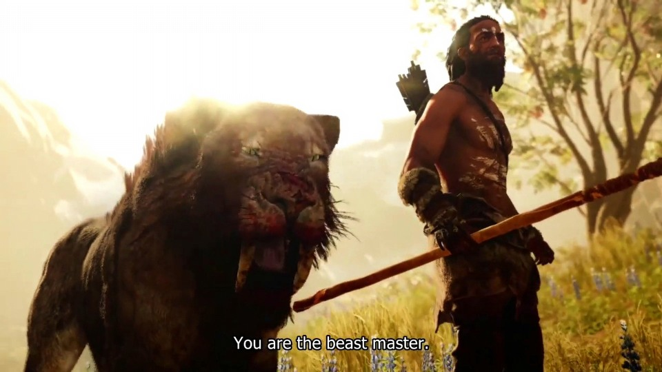 Far Cry Primal The Game Awards 2015 - Beast Master