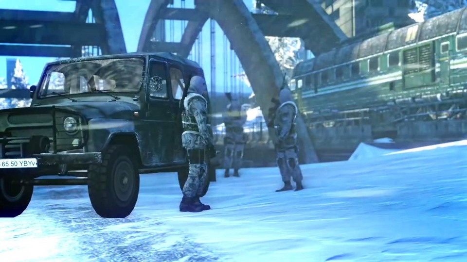 Sniper: Ghost Warrior 2 Siberian Strike DLC