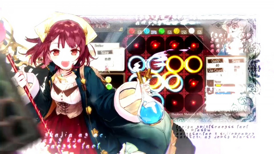 Atelier Sophie: The Alchemist of the Mysterious Book Steam version trailer