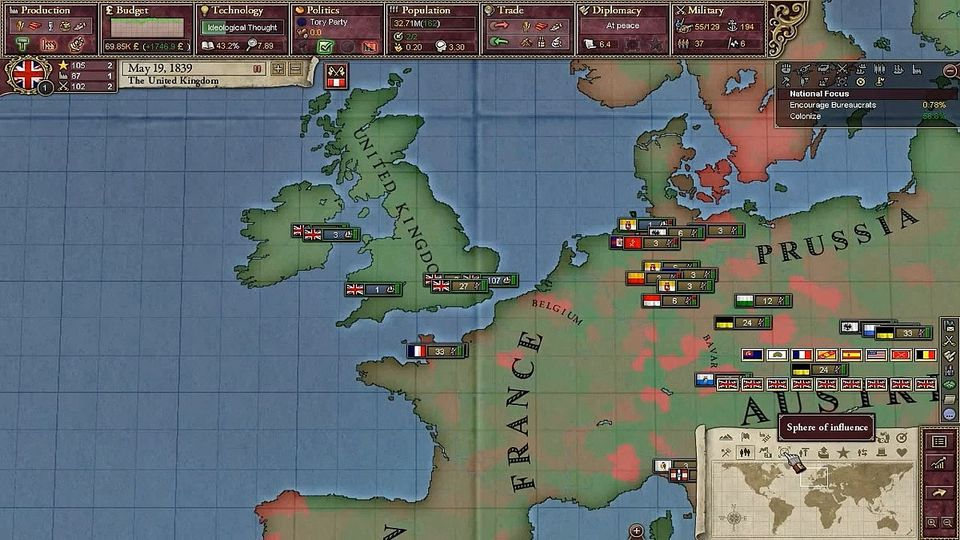 Victoria II: A House Divided [PC]