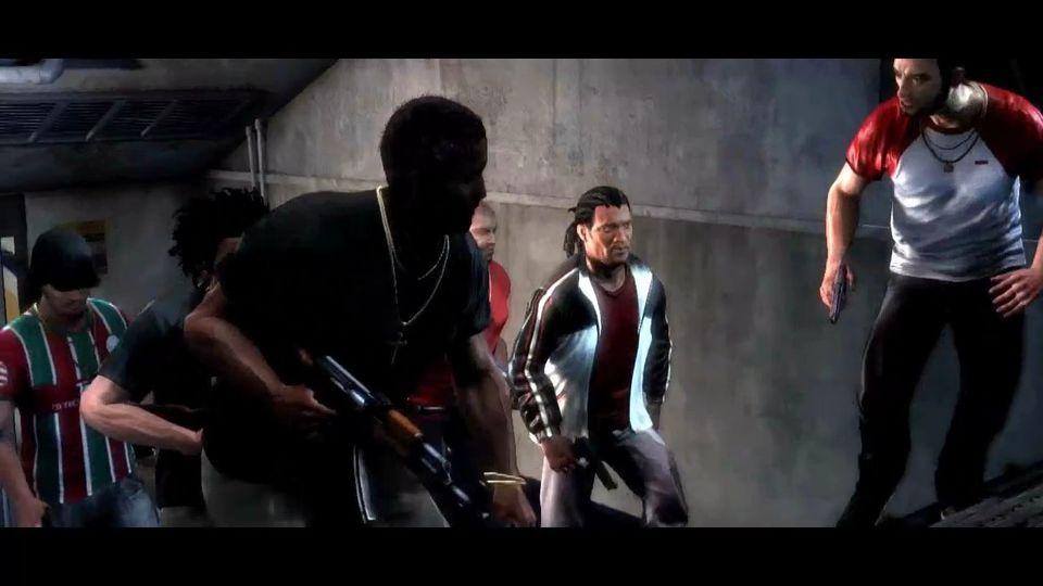 Max Payne 3 trailer #1