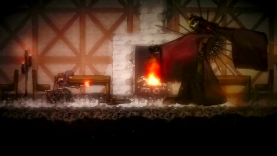 Salt and Sanctuary trailer