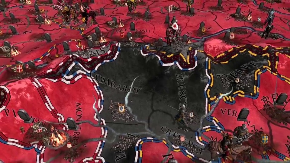 Crusader Kings II: The Reaper's Due launch trailer