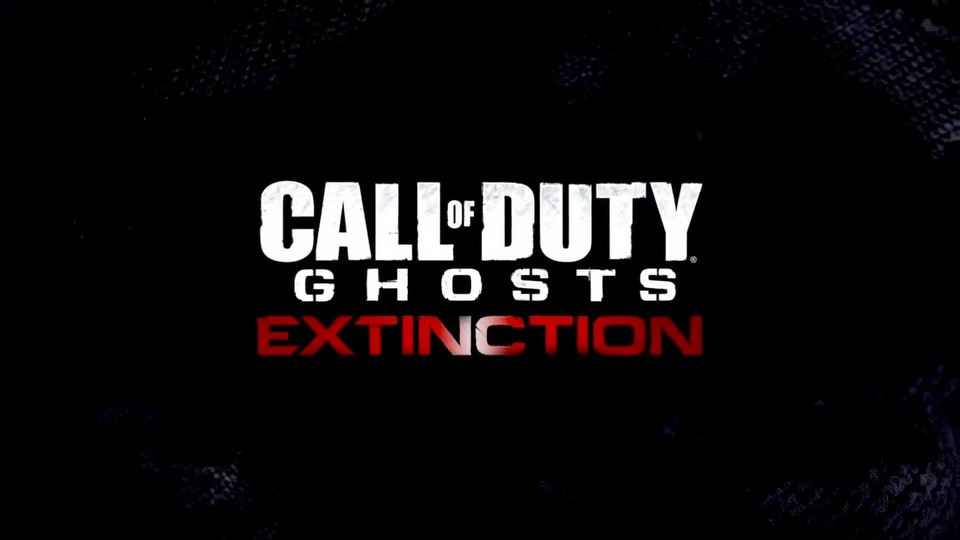 Call of Duty: Ghosts - Onslaught Nightfall - Extinction epizod #1 - trailer