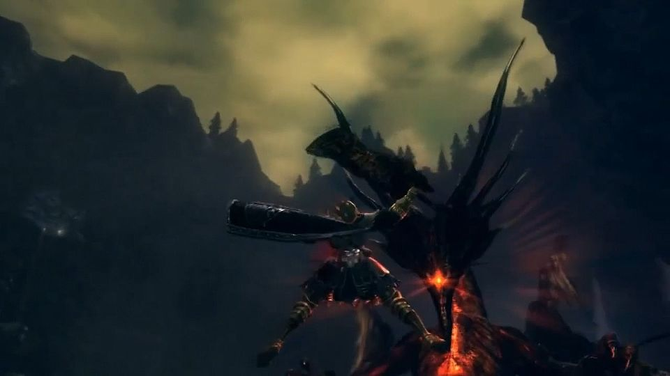 Dark Souls Prepare to Die Edition Launch Trailer