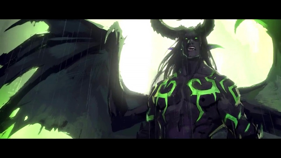 World of Warcraft: Legion Illidan