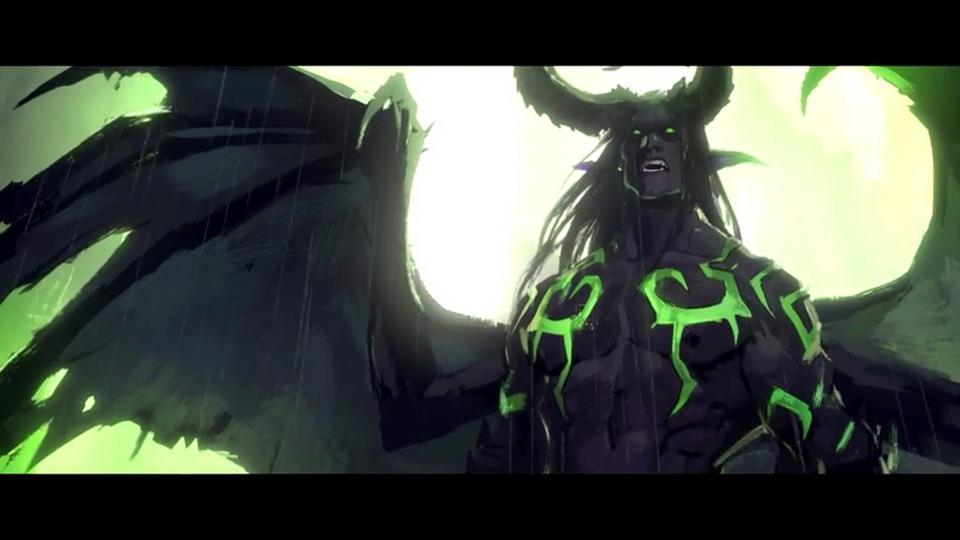 World of Warcraft: Legion Illidan