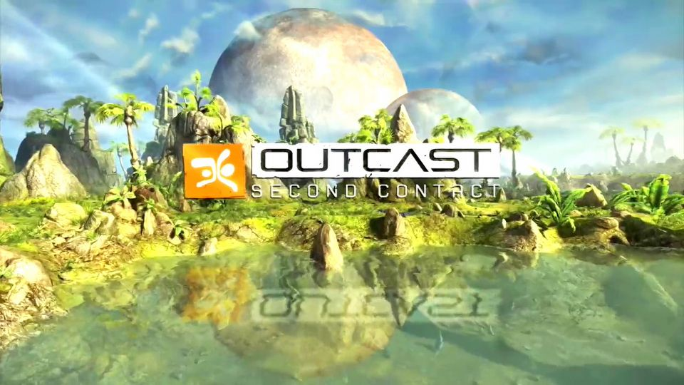 Outcast: Second Contact trailer #1