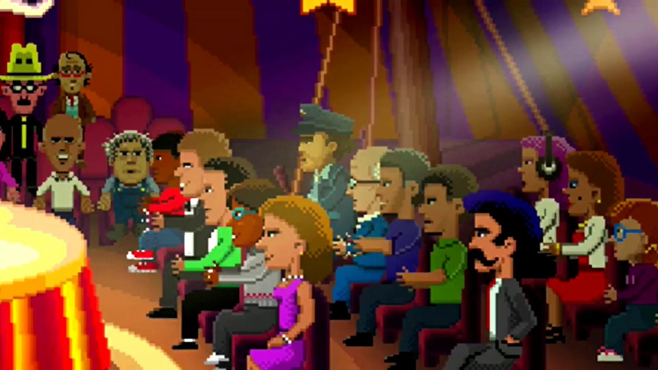 Thimbleweed Park Ransome