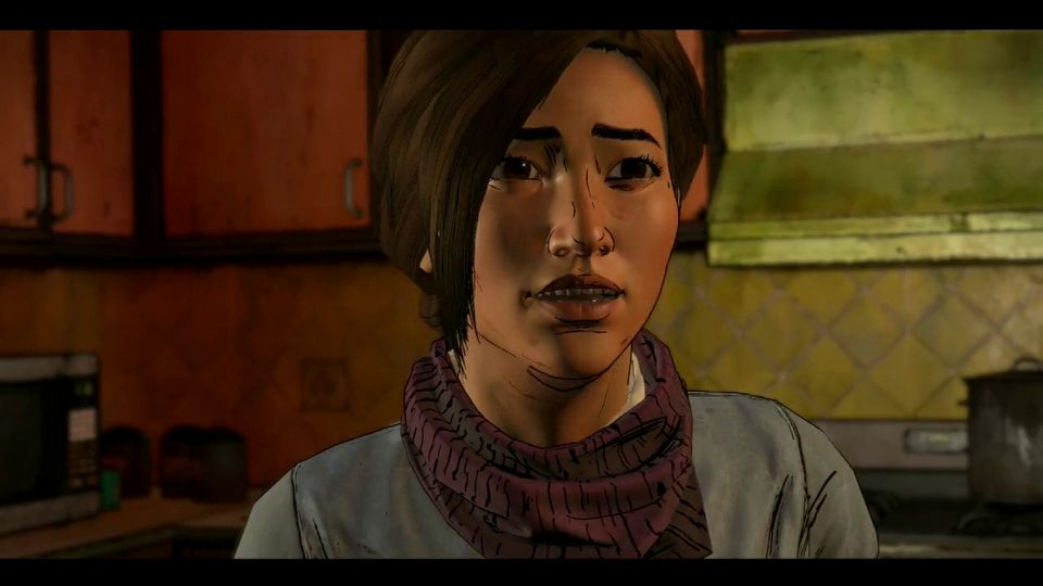The Walking Dead: The Telltale Series - A New Frontier episode #4 - Thicker Than Water