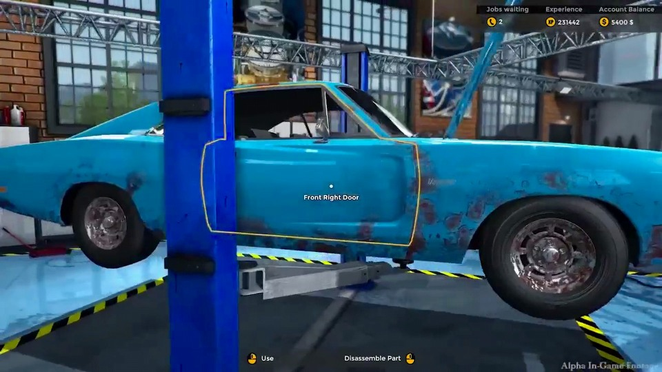 Car Mechanic Simulator 2015 trailer