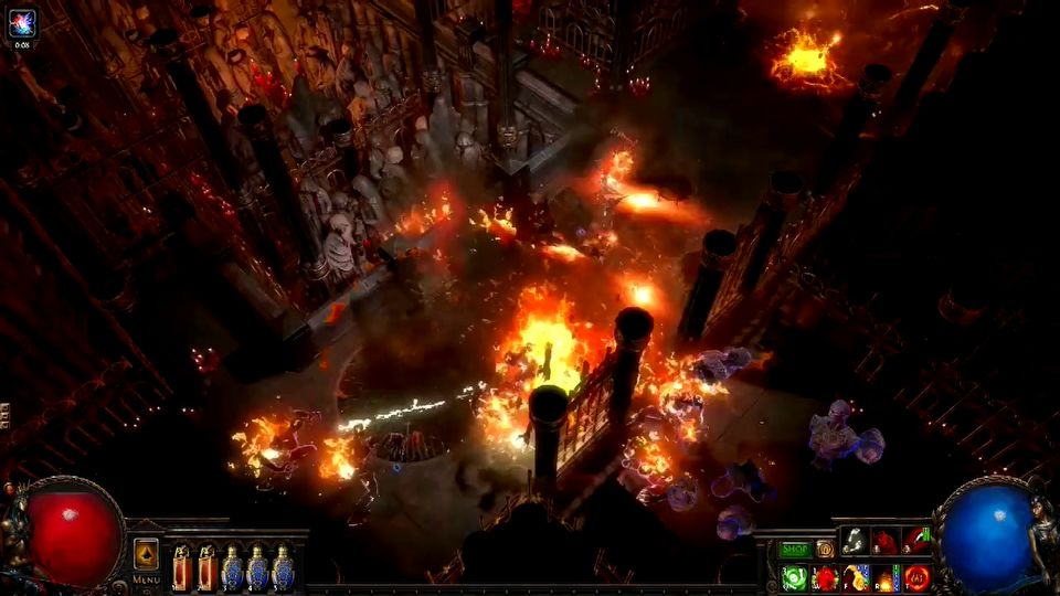 Path of Exile War for the Atlas