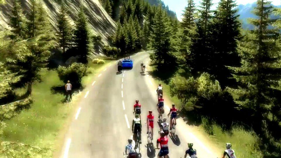 Tour de France 2017 gameplay trailer #1