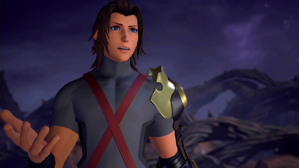 Kingdom Hearts HD 2.8: Final Chapter Prologue Simple And Clean Ray of Hope
