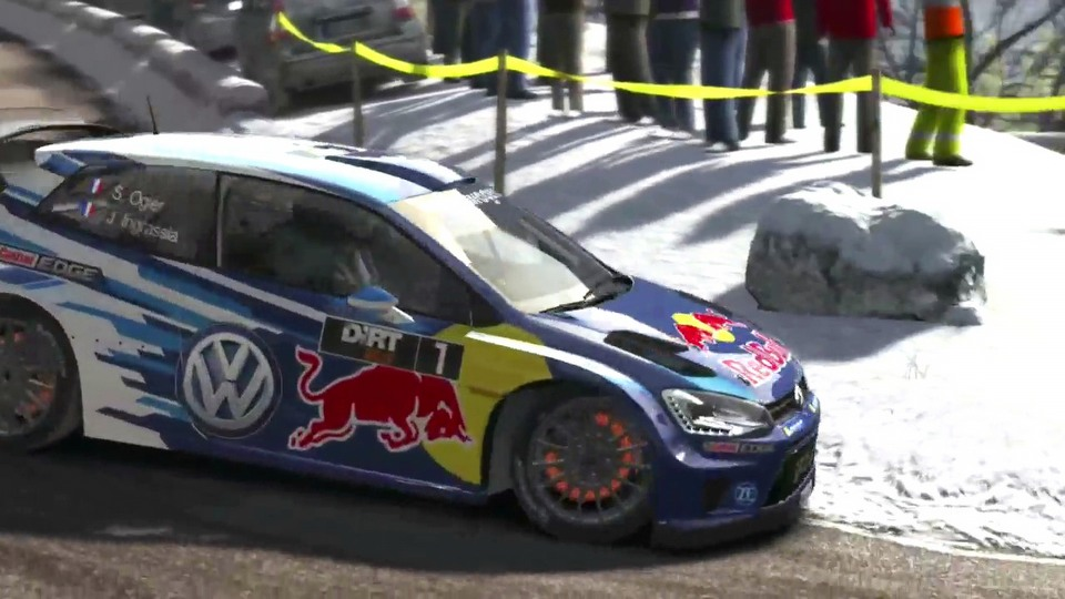 DiRT Rally Oculus Rift version trailer